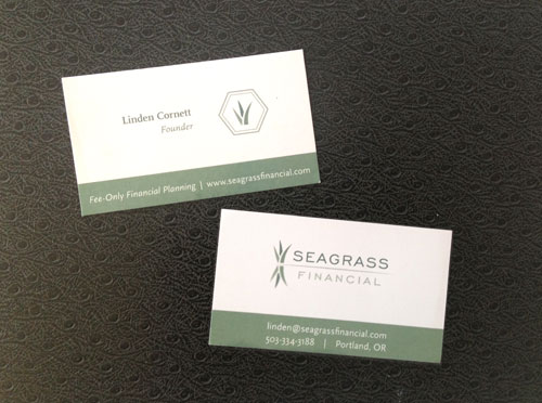 seagrass financial cards
