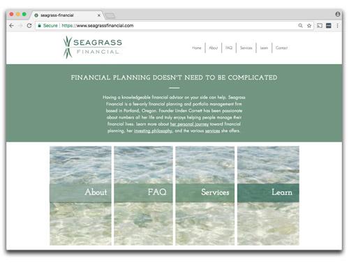 seagrass website