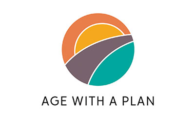 age with a plan logo